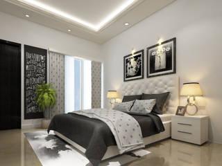 Residential Space:  Bedroom by Crystaspace,