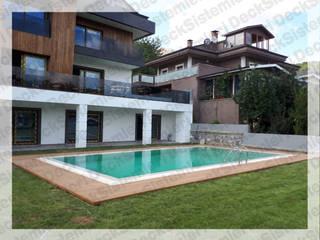 Modern pool by Deck Sistemleri Modern