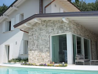 Villa Fleur di viemme61 Moderno