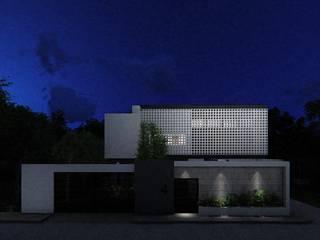 Casa IV de KAD Arquitectos Minimalista