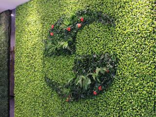 Indoor Artificial Hedge design:   by Ulandhedge,