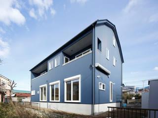 藤沢市辻堂 ギャンブレル屋根の家 の 一級建築士事務所あとりえ