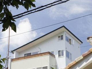 本棚階段の家 の 一級建築士事務所あとりえ