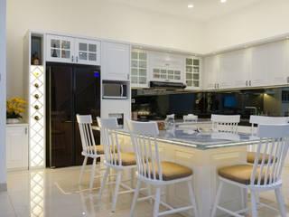 Interior Citra Klasik Dapur Klasik Oleh PT Membangun Harapan Sukses Klasik