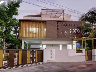 BASHEER'S RESIDENCE | VIBRANT MINIMALISM by Eminence Architects [Research + Design] Minimalist