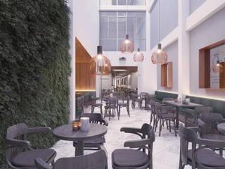 Pastelaria Santo António | Sevilha por andré cordeiro 3D VISUALISER