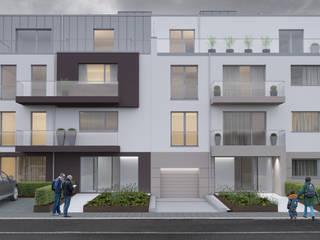 Prédio de Habitação em Kayl | Luxemburgo por andré cordeiro 3D VISUALISER