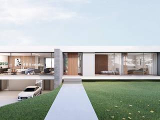 Casa MMM por Brune Arquitetura Moderno