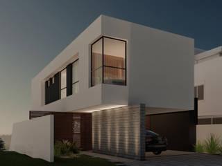 Casa PNN Casas modernas por Brune Arquitetura Moderno