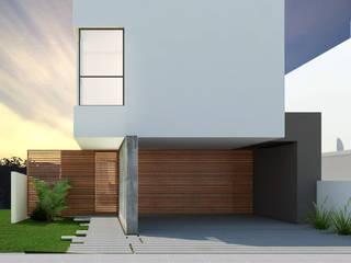 Casa PNN por Brune Arquitetura Moderno