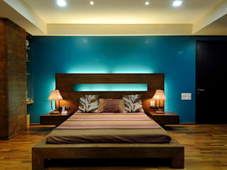 Bedroom by JAY ENTERPRISES - Residental, Commercial & Hospitality Interior Designers Modern