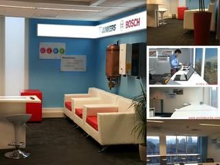 Oficinas y tiendas de estilo moderno de AnnitaBunita.com Moderno