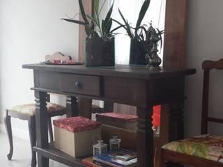 AnnitaBunita.com Corridor, hallway & stairs Drawers & shelves Solid Wood Wood effect