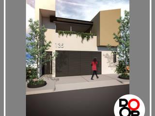 CASA M/M | 2019 Casas minimalistas de DOOR Arquitectos Minimalista