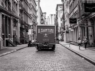 U. Santini Moving & Storage Brooklyn, New York 상업 공간