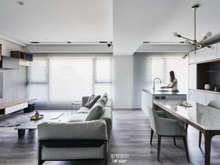 Livings de estilo  por 鉅程空間設計 , Moderno
