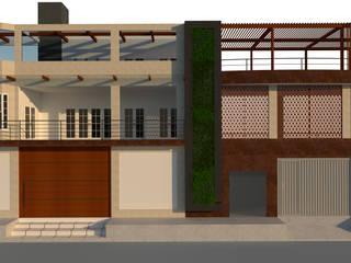 Casa Marcelino por Shara Andreas Arquiteta Moderno