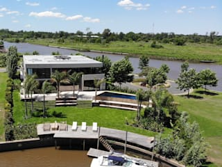 Maximiliano Lago Arquitectura - Estudio Azteca Single family home
