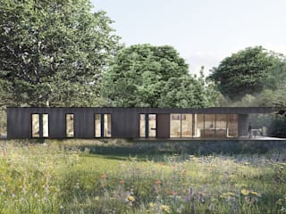 The Lodge by Define Architects Scandinavian