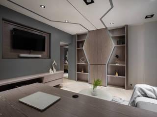 Oleh 在家空間設計 Modern