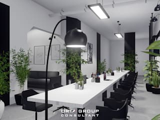 ORTA VISUAL Minimalist study/office