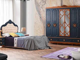 YILDIZ MOBİLYA – Tempo Mdf Yatak Odası:  tarz Yatak Odası,