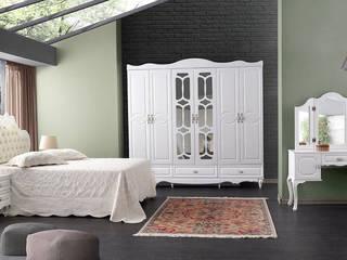 YILDIZ MOBİLYA – Beyoğlu Mdf Yatak Odası:  tarz Yatak Odası,