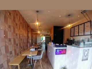 nueva cafetrería:  de estilo  por Alejandra Espinosa,