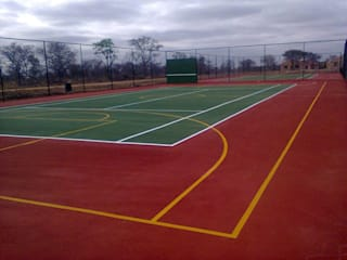 :   by Trust tennis courts construction and projects,