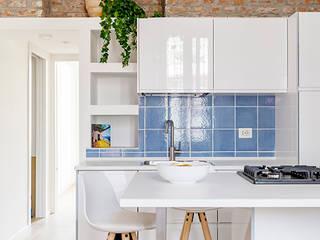 Mediterranean style kitchen by GruppoTre Architetti Mediterranean