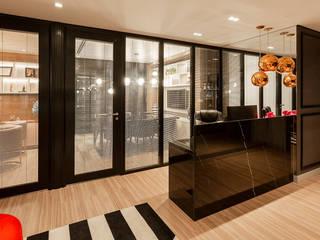 Escritório Advocacia Escritórios modernos por Juliana Agner Arquitetura e Interiores Moderno