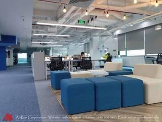 Oficinas de estilo moderno de Thiết Kế Nội Thất - ARTBOX Moderno