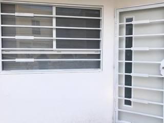 Protecciones casa-habitación de Herrería Querétaro Minimalista