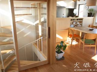 向島の家 の 光風舎1級建築士事務所 北欧