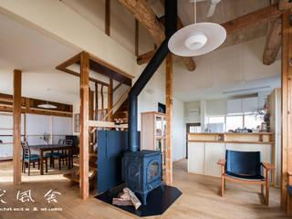 鈴鹿の家(一軒家リノベーション) の 光風舎1級建築士事務所
