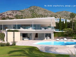 Rumah Gaya Mediteran Oleh Taqnia arquitectos Mediteran