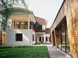 Minimalist houses by Роман Леонидов - Архитектурное бюро Minimalist