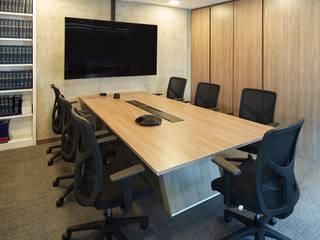 MBA Networks Salas de estilo minimalista de Servex Colombia Minimalista