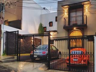 Detached home by Creer y Crear. Arquitectura/Diseño/Construcción, Modern