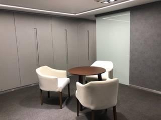 Lojas & Imóveis comerciais minimalistas por EA ARCHITECTURE & FURNITURE Minimalista