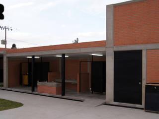 Estudios y oficinas minimalistas de Rabell Arquitectos Minimalista