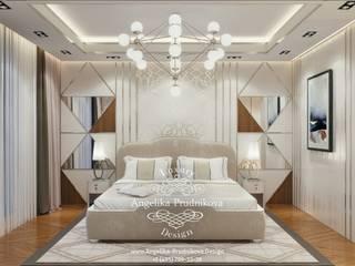 Bedroom by Дизайн-студия элитных интерьеров Анжелики Прудниковой,