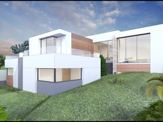 by Geometrica Arquitectura Modern