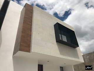 Casa Nõbu de ffelix architecture Moderno