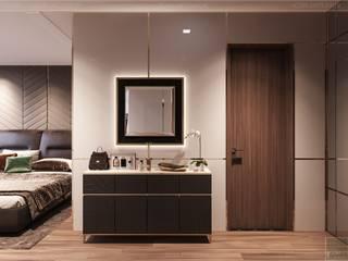 Moderne Schlafzimmer von ICON INTERIOR Modern