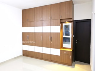 Modern style bedroom by Interios by MK Design Modern