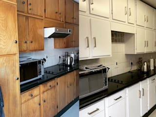 Kitchen Respray and More