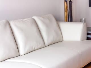 Sofá de piel de Veneris