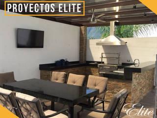 Moderne huizen van Elite Marmol y Granito Modern