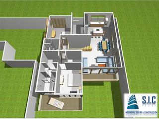 Salones tropicales de Servicios de Ingeniería, Diseño & Construcción Tropical